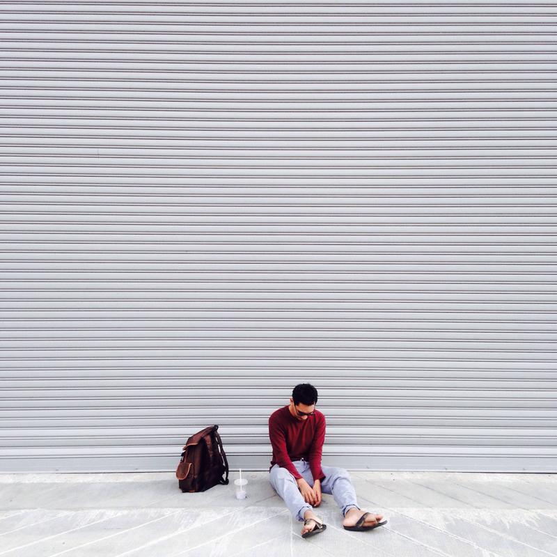 isolement solitude isolé